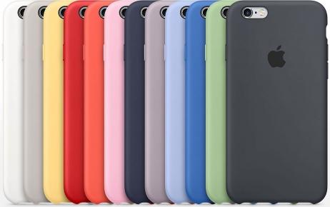 Чехол Silicone Case iPhone 6/6S