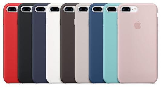 Чехол Silicone Case iPhone 7 Plus, 8 Plus